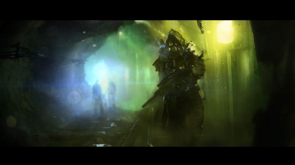Paul Canavan Metro 2033 entry