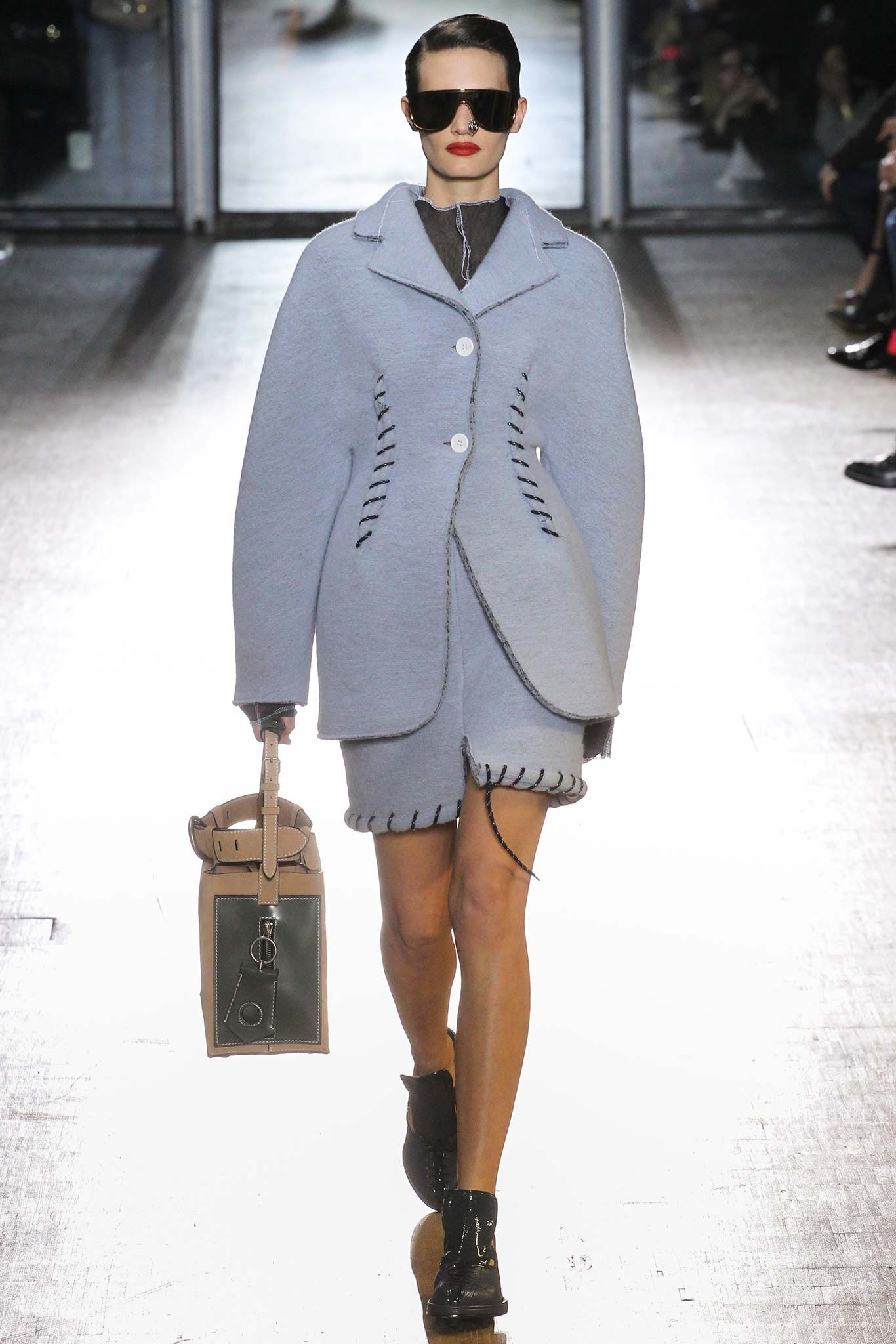 Acne Studios FW 15: See All the Looks