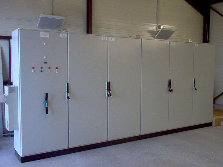 Stn cablage armoire electrique automatisme industrielle technology electrique - Armoire electrique maison ...