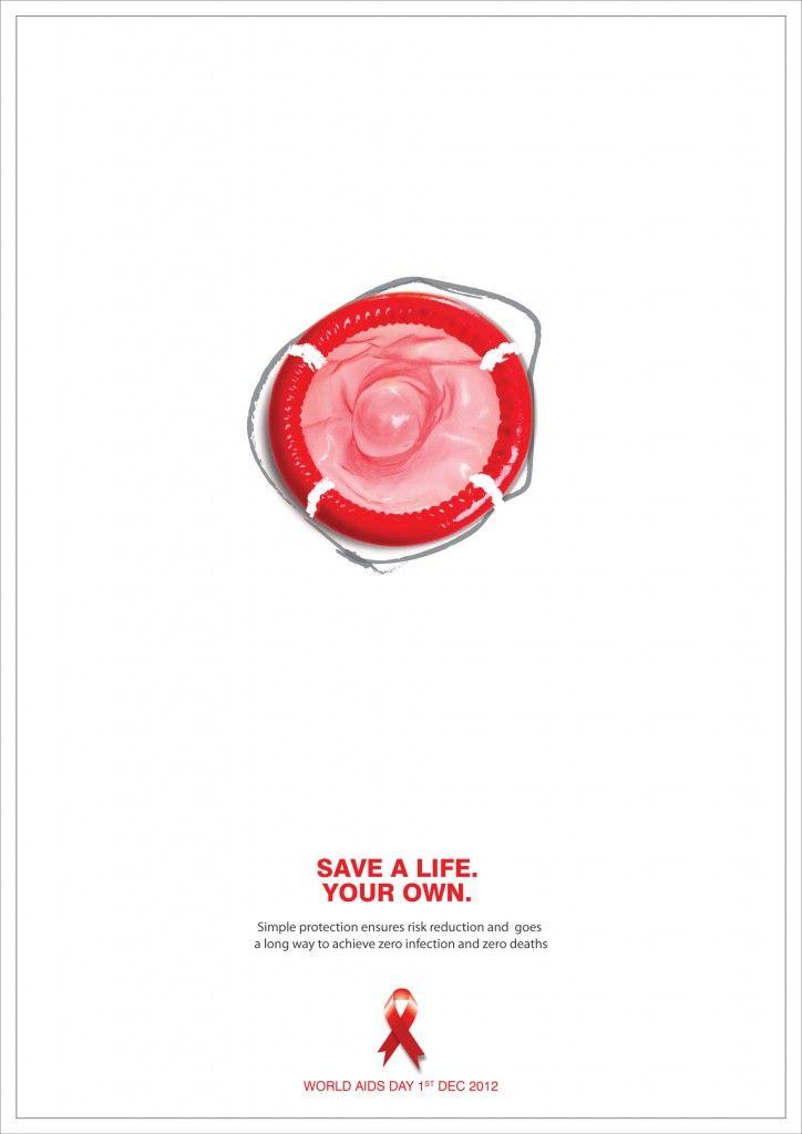 World AIDS day poster | Creative | Pinterest | Hiv aids