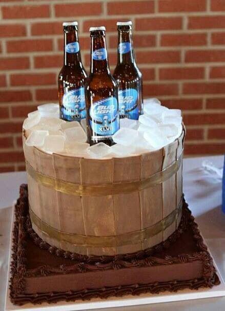 Bud Light Cake The Perfect Party Pinterest Bud Light