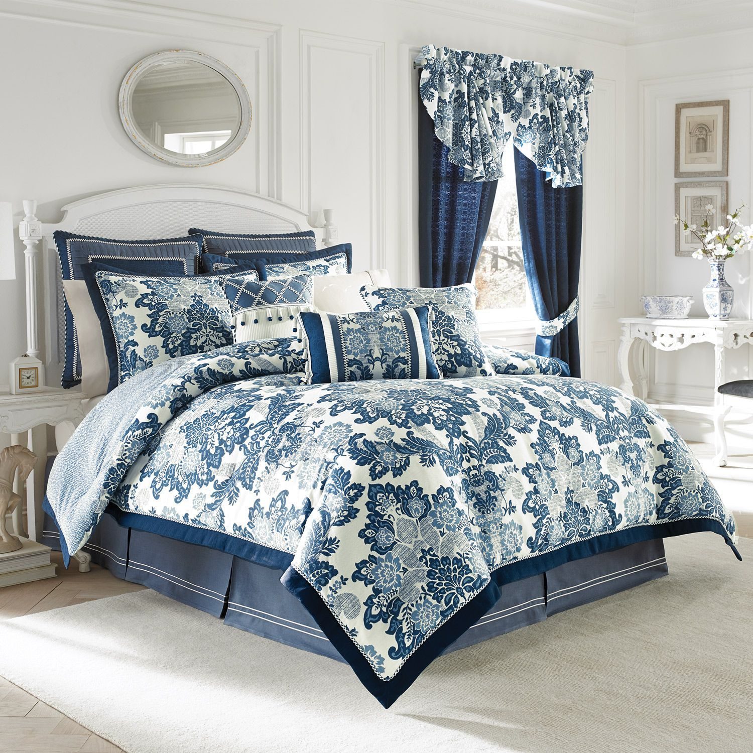 Bedding jardin collection bedding collections bed amp bath macy s - Luxury Bedding Collections