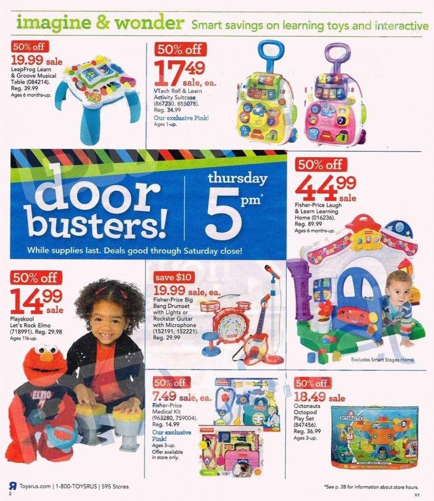 Toysrus Black Friday Ad Black Friday Flyer Black Friday Ads Toys R Us Ad