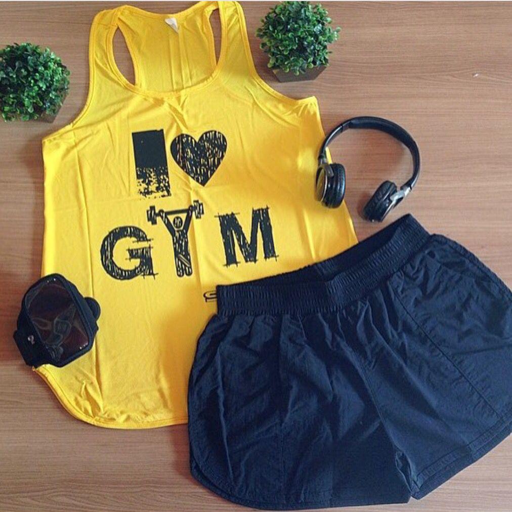 I heart Gym shirt