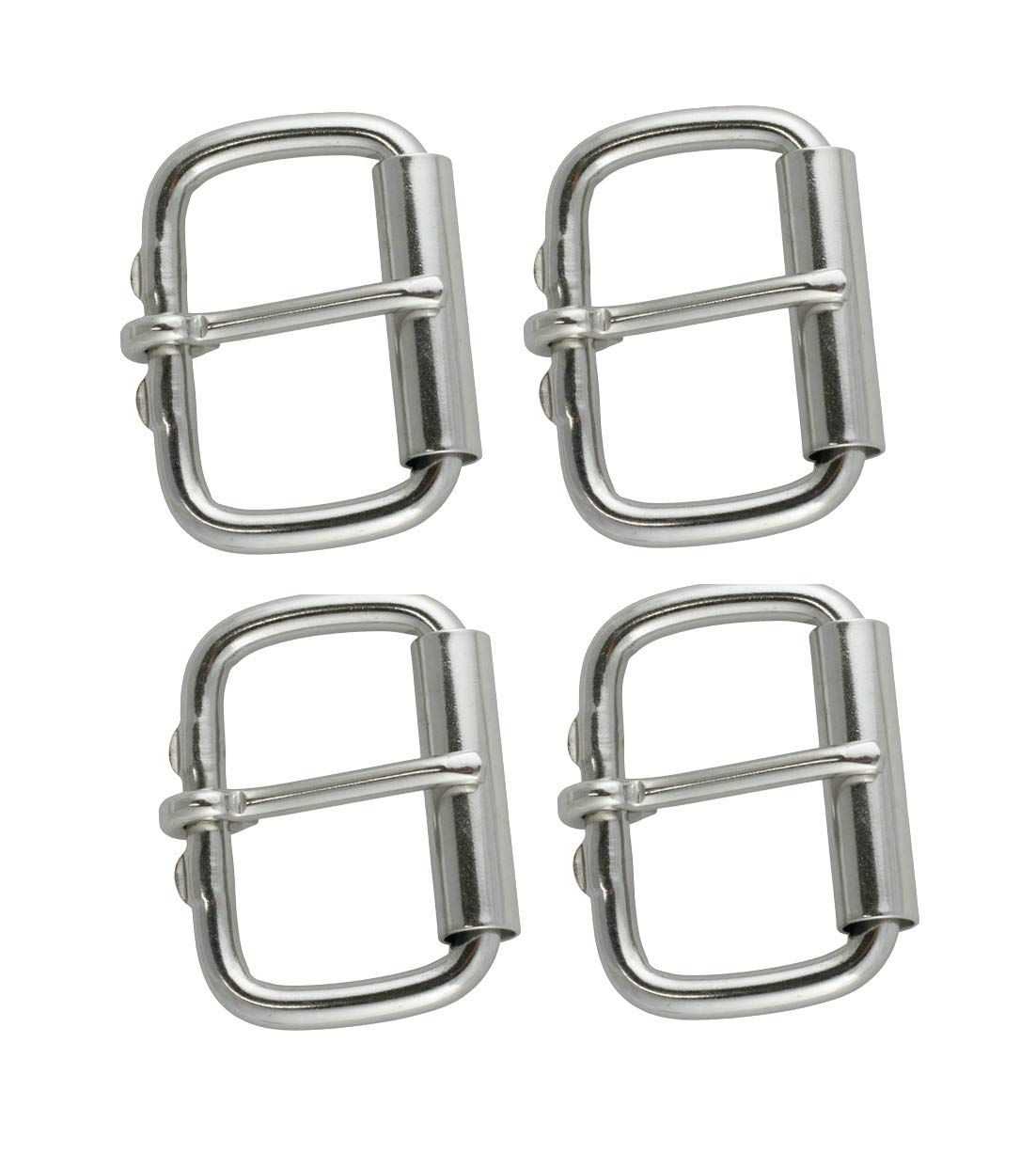 Multi Pack Of 999 Roller Buckles Ideal For Equine Tack