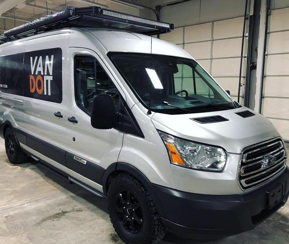 Vandoit Ford Transit Campervans Ford Transit Custom Camper Vans Van