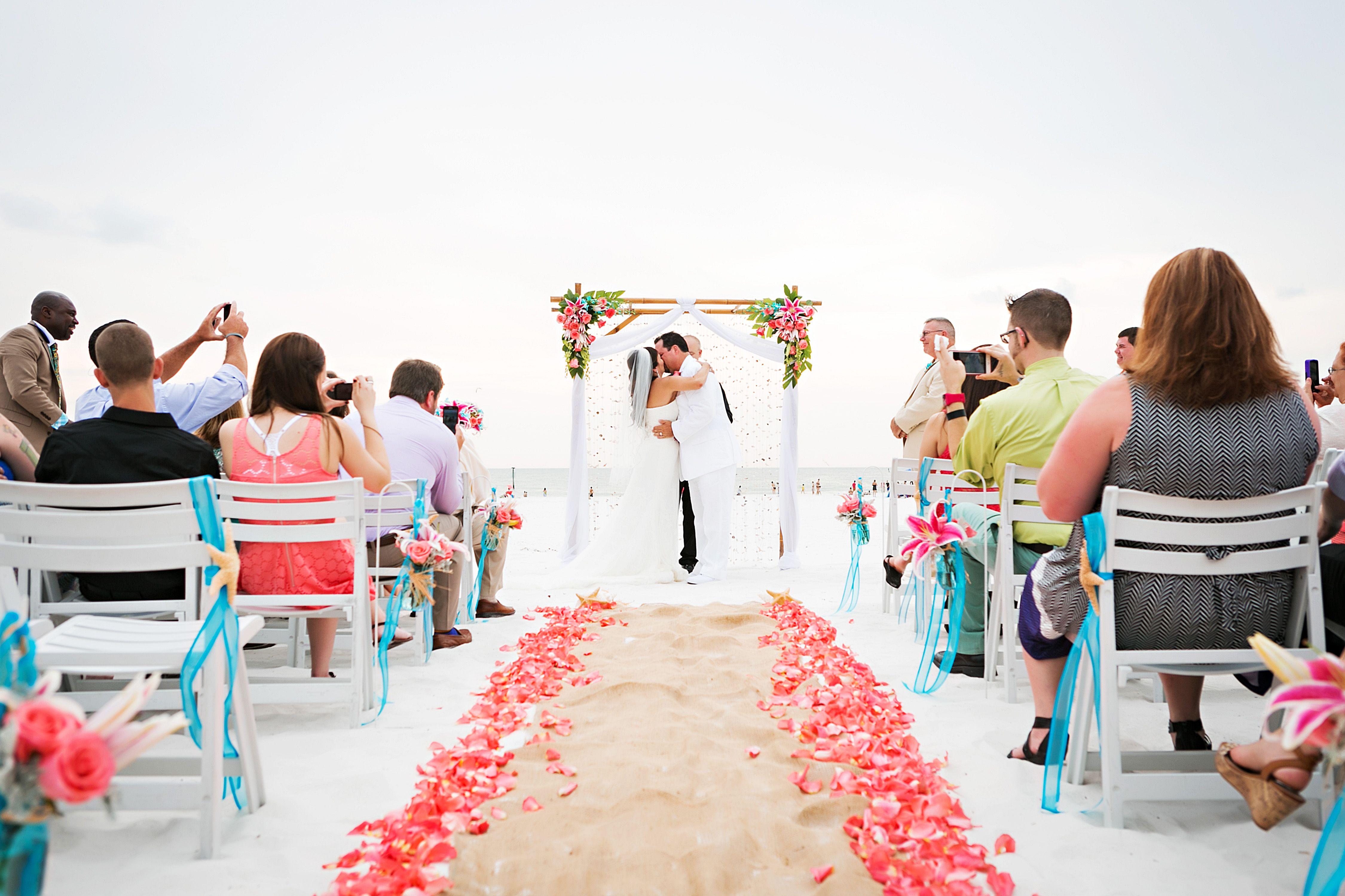 Hilton Clearwater Beach Weddings Limelight Photography Iza S Flowers