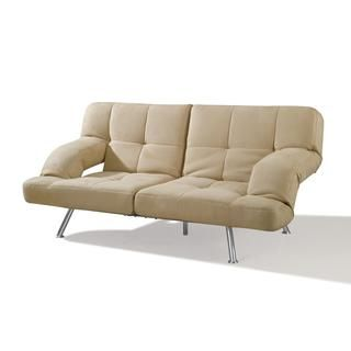 Chai Microsuede Sofa Bed Ping Great Deals On Sofas Loveseats