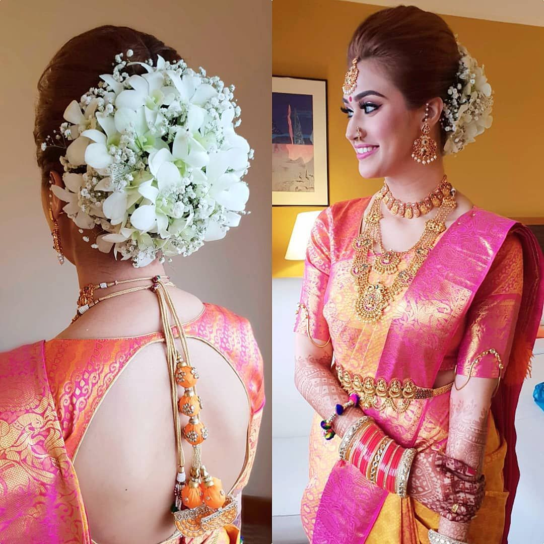 Received so much love on this bridal hair design which i