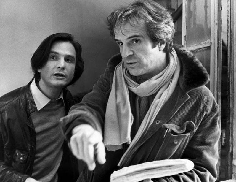 Love On The Run Truffaut Leaud En 2020 Truffaut Francois Truffaut