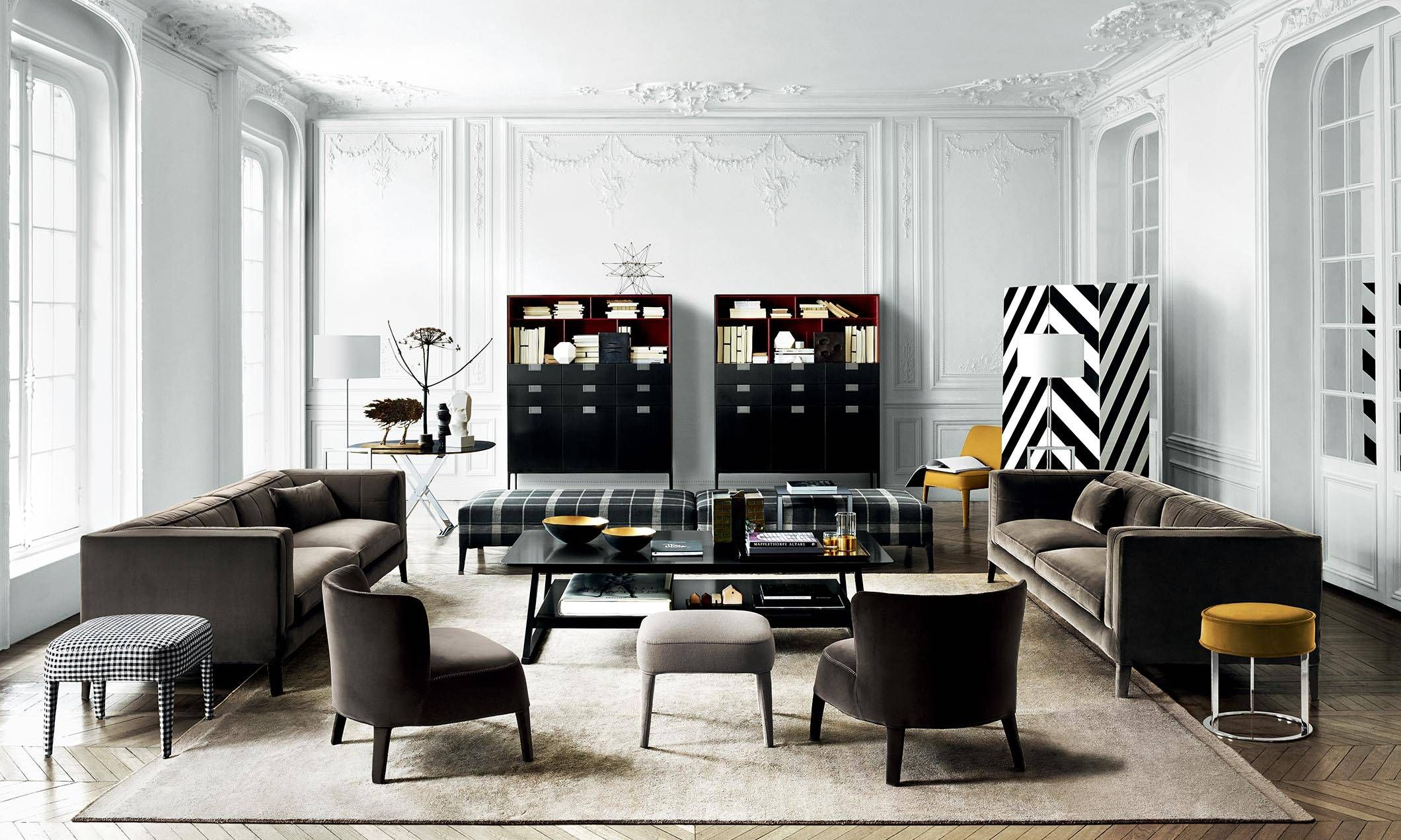 Image slider sala pinterest contemporary furniture living