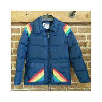 640c9b5a35 Shop Vintage Ski Jackets 70s on Wanelo
