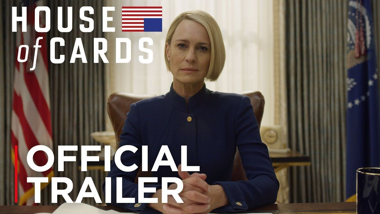 House Of Cards Season 6 Official Trailer Netflix Https Youtu Be Qg1pe0pesue Try A Numedia 15 Da House Of Cards Season 6 Shows Like Suits New Tv Series