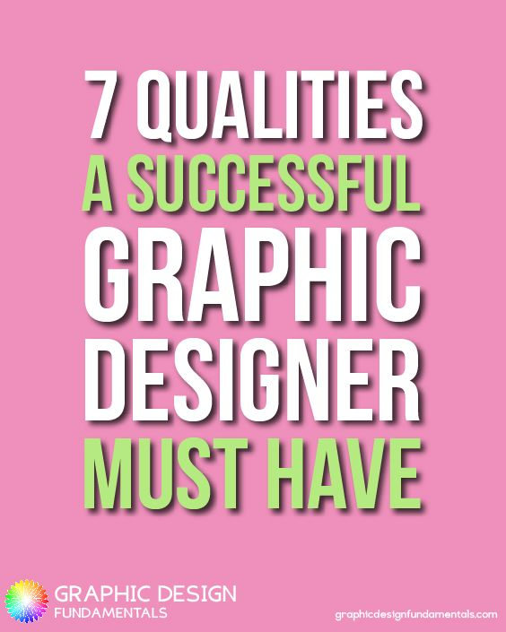 If You Are Starting To Learn Graphic Design You Might Be Doubting If You Can Be Good At It Well Here Is A List Learning Graphic Design Graphic Design Design