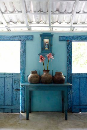 uxua casa hotel, trancoso, bahia  - Explore the World with Travel Nerd Nici, one Country at a Time. http://travelnerdnici.com