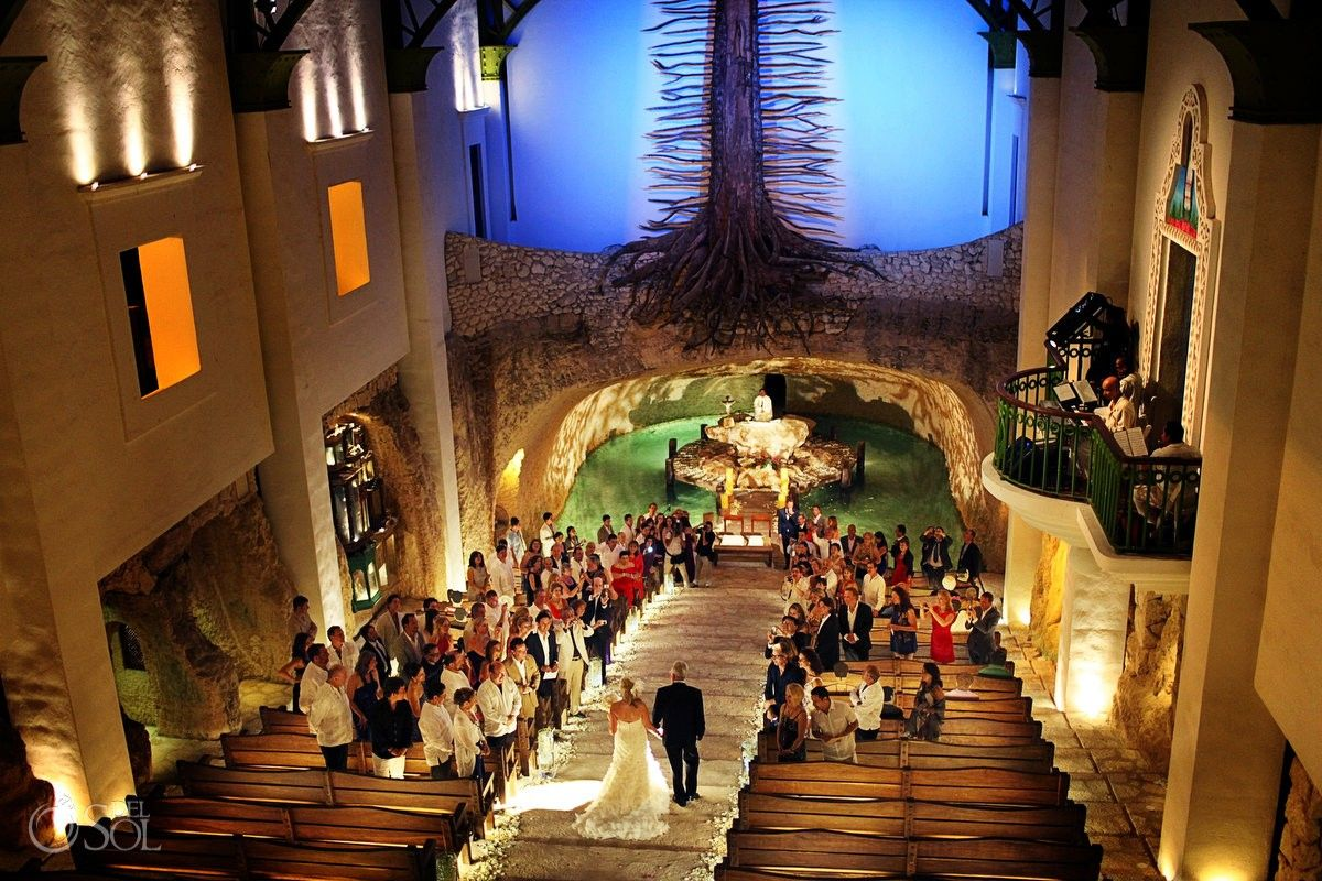 Our Lady Of Guadalupe Chapel Top 10 Cancun Riviera Maya Church Wedding Venues