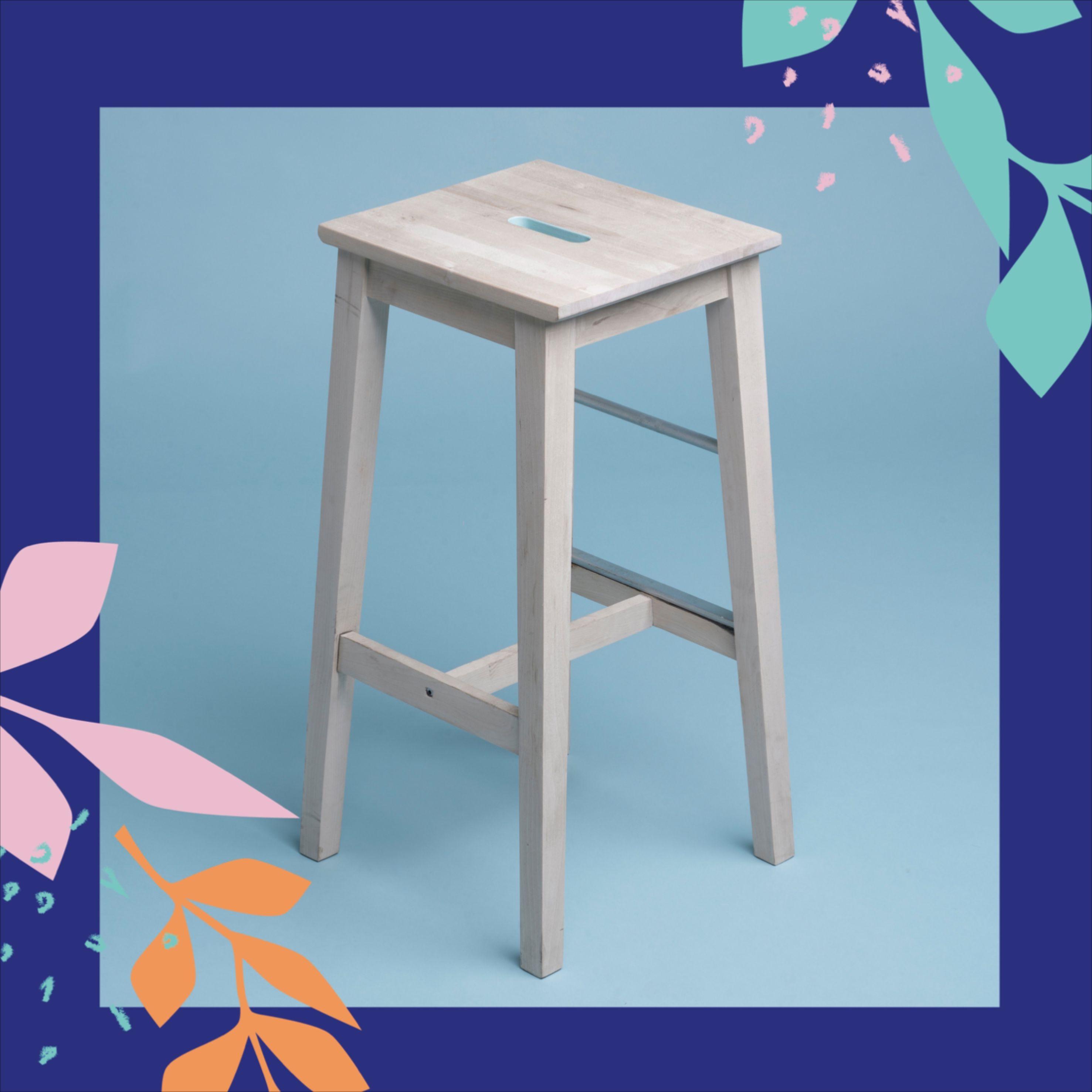 Muebles Diy Con Chalk Paint Decoracion De Muebles Tendencias De Diseño Taburete