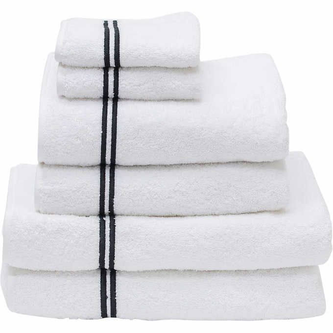 Hotel Collection Bath Towel Set by Talesma