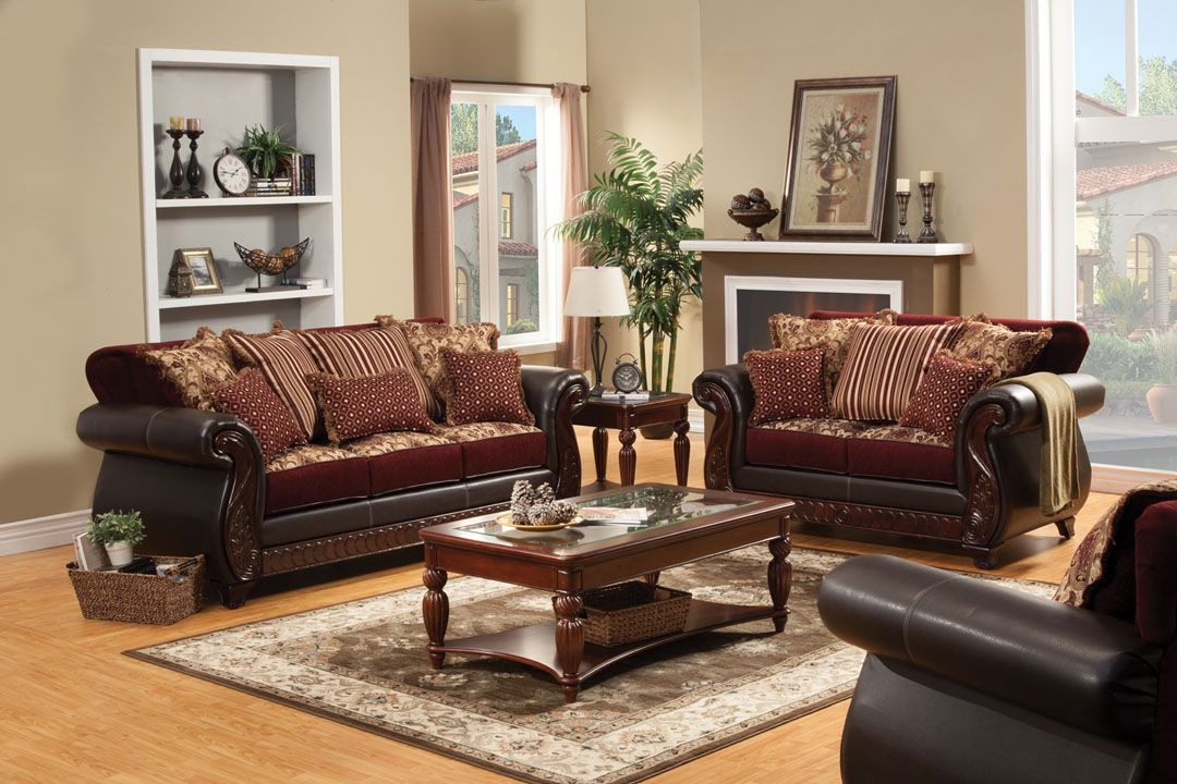 A.M.B. Furniture & Design :: Living room furniture :: Sofas and Sets ...