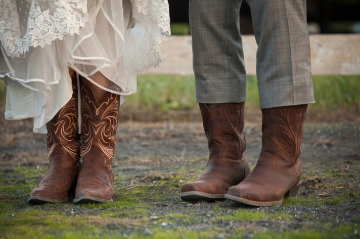 Boot Scootin' Boogie. The Ultimate Country Wedding   OneWed