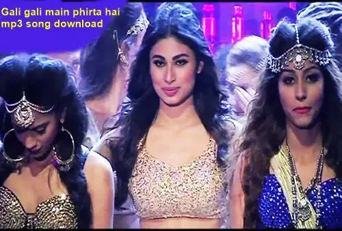 Gali Gali Mein Phirta Hai Tu Kyun Banke Banjara Mr Jatt Download Tum Bin 2 Songs Bollywood Actors