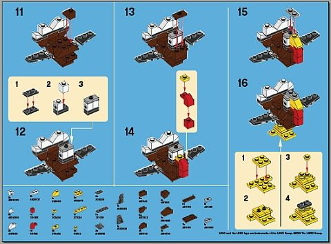 Lego Instructions For A Turkey Everything Lego Pinterest Lego