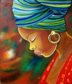 Cuadros De Mulatas Africanas Buscar Con Google Pinturas Africanas Cuadros Africanos Arte De áfrica Y Afroamericano