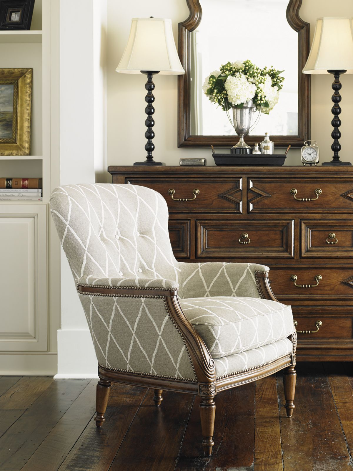 Traditional Chairs For Living Room