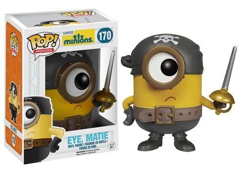 Pop! Movies: Minions - Eye, Matie