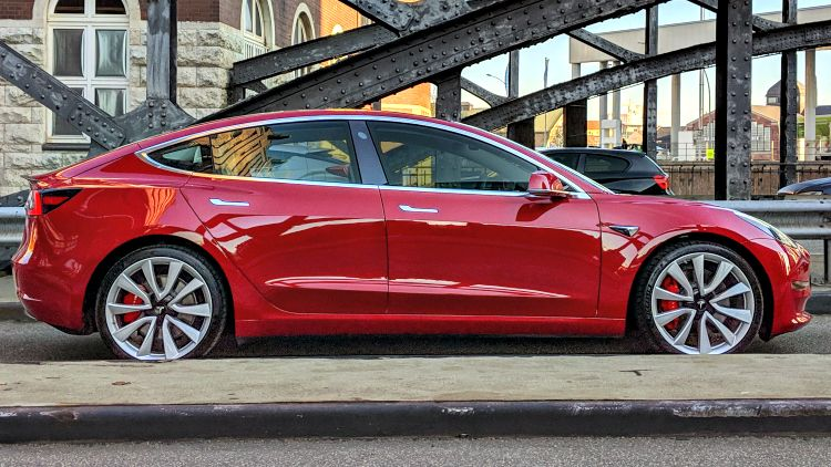 Tesla Model 3 Tesla Model Tesla Hot Rods Cars Muscle