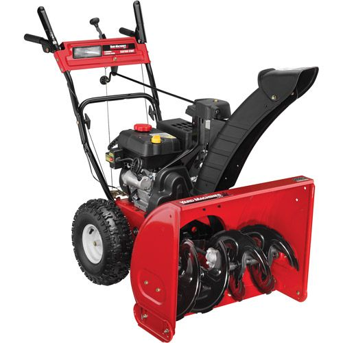 Yard Machines 26 208cc Two Stage Gas Snow Blower 00043033547692 Yard Machines 26 208cc Two Stage Gas Snow Blower With Images Yard Machine Snow Blower Gas Snow Blower