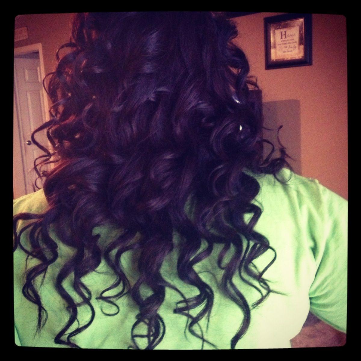 Wand Hair!   Hair styles, Hair, Long hair styles