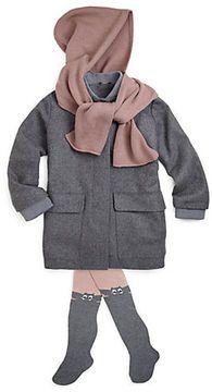 139b4d534 Stella McCartney Kids Toddler's & Little Girl's Wool Coat on ...