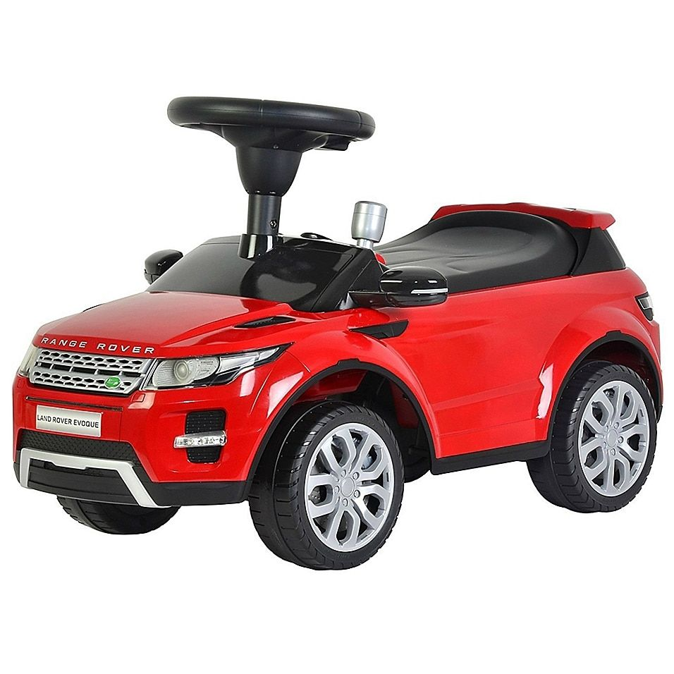 Evezo Range Rover Evoque Ride On Car Buybuy Baby In 2021 Range Rover Evoque Range Rover Red Range Rover