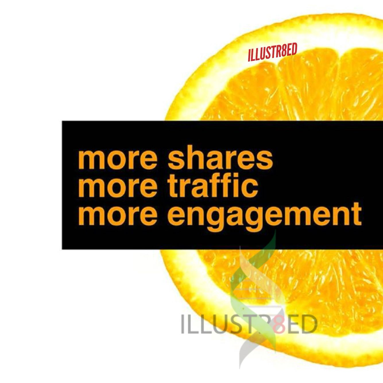 "Power of shares, traffic and engagement  ▃▃▃▃▃▃▃▃▃▃▃▃▃▃▃▃▃▃▃▃ Don't be Anti-social... Get Social with us! FB - facebook.com/illustr8ed.ca Twitter - Twitter.com/illustr8ed_ca Instagram- @illustr8ed.ca LinkedIn - https://ca.linkedin.com/in/illustr8edca Pinterest - www.pinterest.com/illustr8edca  Check us out online at www.illustr8ed.ca  illustr8ed.ca@gmail.com  ""Cre8ivity is in our DNA"""