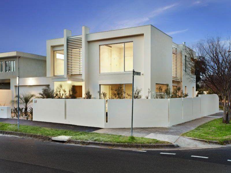Desain Rumah Berbentuk Kotak Minimalis Modern & Desain Rumah Berbentuk Kotak Minimalis Modern | Desain Rumah ...