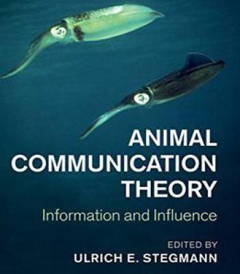 Animal communication theory information and influence pdf animal communication theory information and influence pdf fandeluxe Image collections