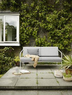 skagerak denmark mojo gartensofa, grau #sofa #garten #terrasse, Gartenarbeit ideen