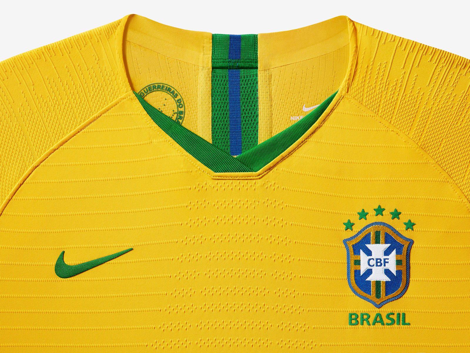 15a5c8f7c6ee6 Brazil To Get New Logo - Footy Headlines | jersey | Women's world ...