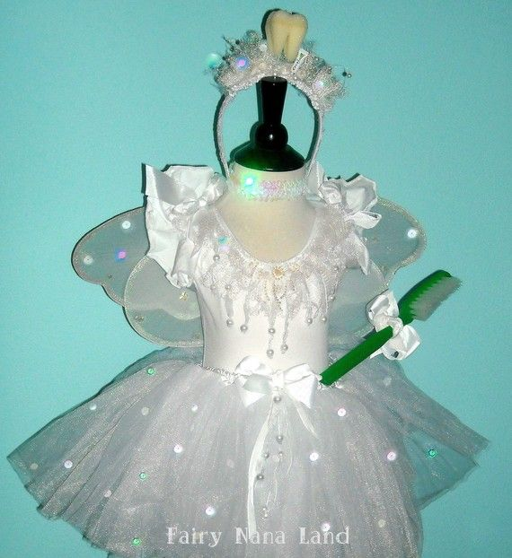 tooth fairy costume costumes  kostüme Pinterest Tooth fairy