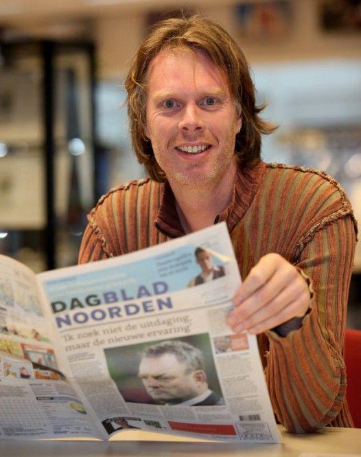 """""""Dit is onze laatste kans om goede regionale kranten overeind te houden"""" - Interview - De Nieuwe Reporter - Journalistiek & Nieuwe Media"""