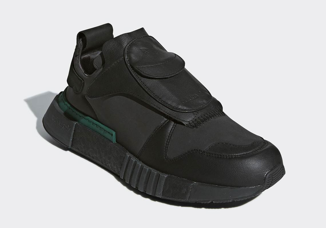 info for 3302d 30637 adidas Futurepacer Black B37266 Release Info