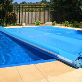 Swimming Pool Covers, Thermal Pool Cover, Automatic Pool ...