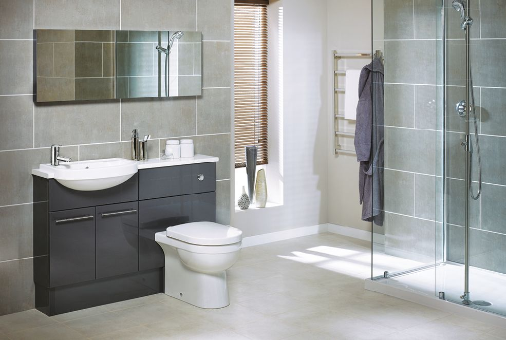 Nadia Original Fitted Furniture Bathroom Furniture Ranges Bathrooms Grey Bathrooms Grey Bathroom Furniture Fitted Bathroom Furniture