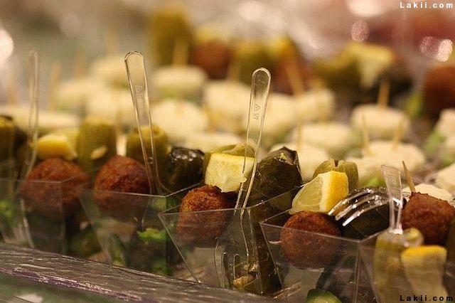 مسابقة تقديمات الضيوف للاستقبالات و الحفلات و البوفيهات Cookout Food Party Food Appetizers Food Decoration