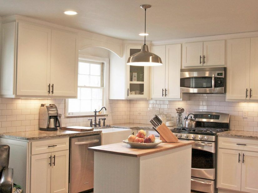 Cabinets shaker doors for kitchen new cabinet refacing ...