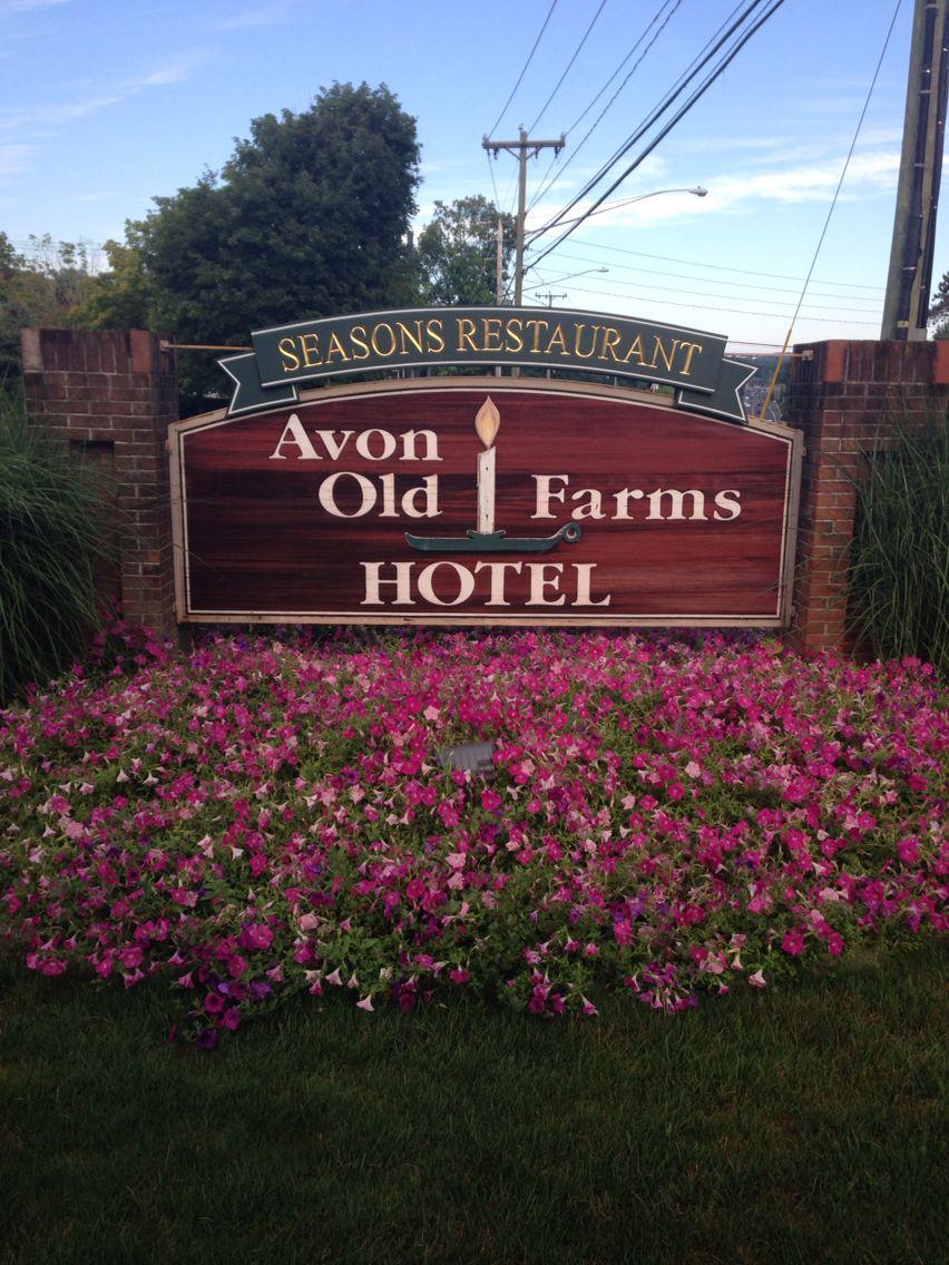 Avon Connecticut Seasons restaurant, Old farm, Avon