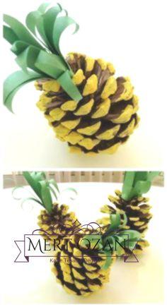 Photo of 24 Sommer Bastelideen für Kinder – Hobbycraft Blog – Do it yourself – Ananas …