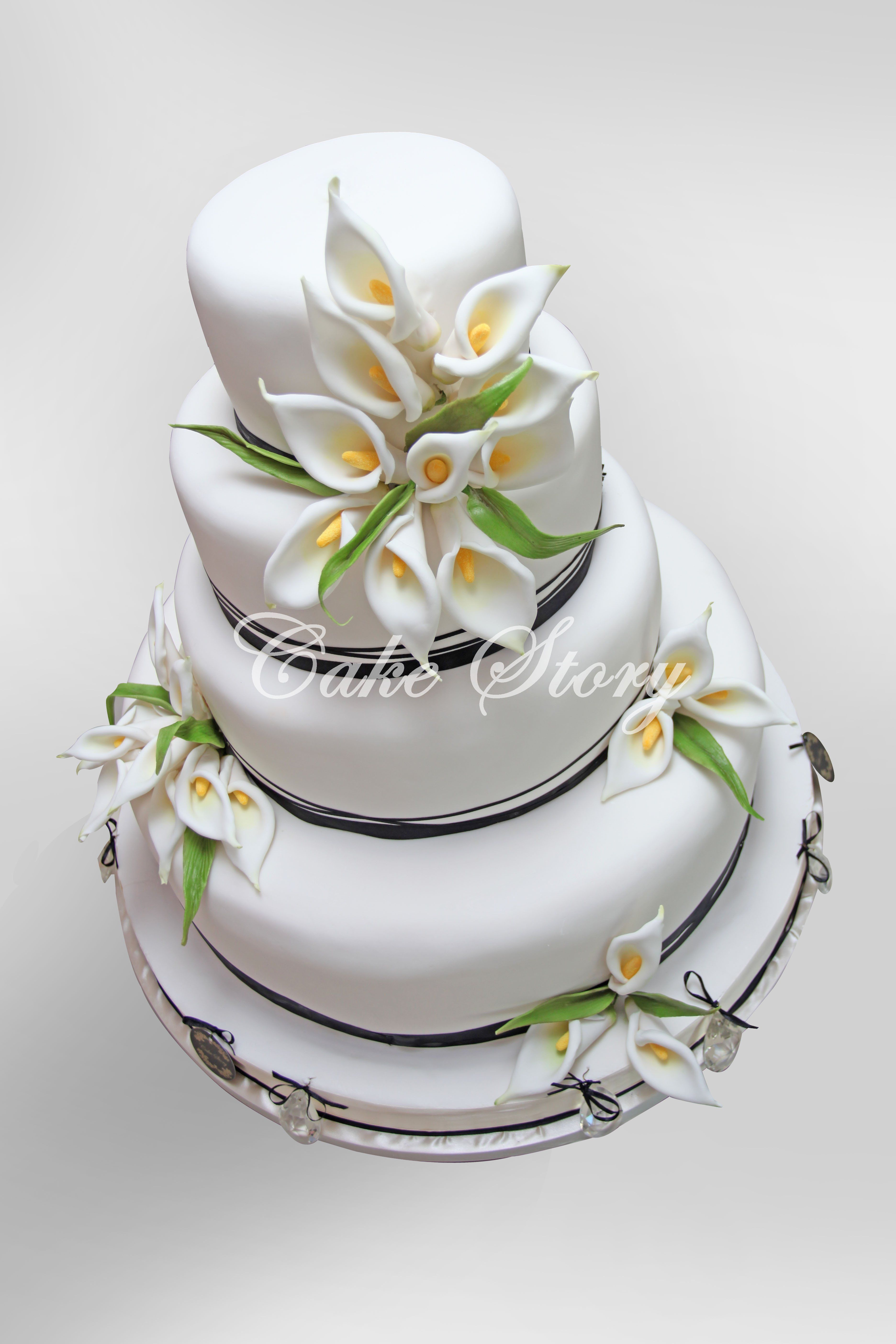 calla lily wedding cake pictures calla wedding cake wedding cakes 12324