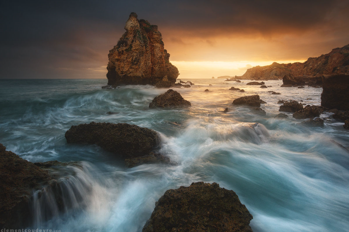 The rock ~ Portugal by Clément Coudeyre on 500px